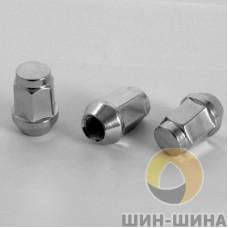 Гайка 12х1,25 L35 цинк, ключ 19 (JN-206-2)