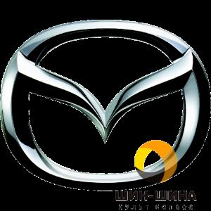 Логотип Mazda silver объемн. d60 mm