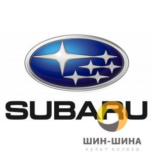 Логотип Subaru silver алюм. d56,5 mm