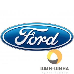 Логотип Ford silver алюм. d56,5 mm