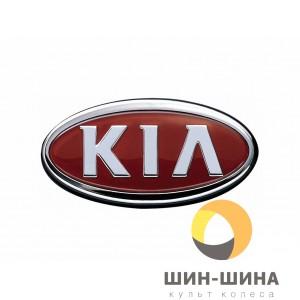 Логотип KIA silver алюм. d56,5 mm