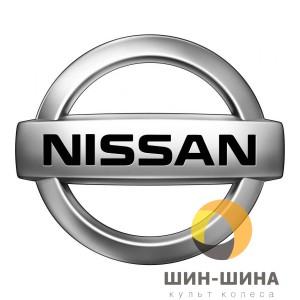 Логотип Nissan silver алюм. d56,5 mm