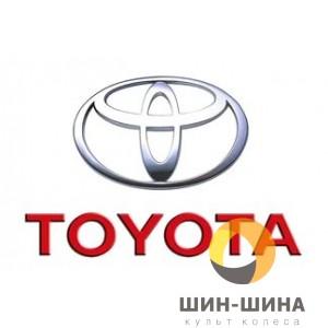 Логотип Toyota silver алюм. d56,5 mm
