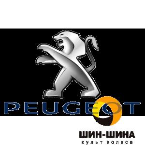 Логотип Peugeot black алюм. d56,5 mm