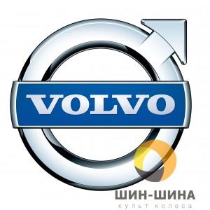 Логотип Volvo blue алюм. d56,5 mm