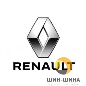 Логотип Renault silver алюм. d56,5 mm